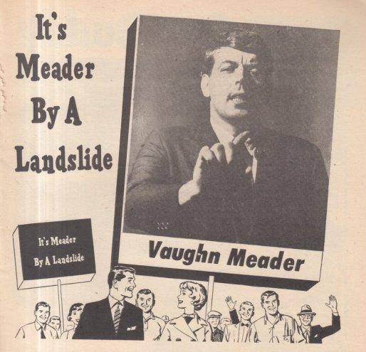 1963 04 VAUGHN MEADER