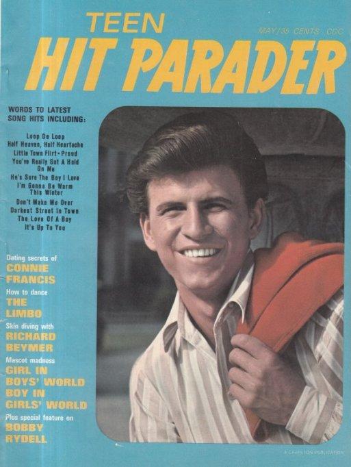 1963 05 TEEN HIT PARADER