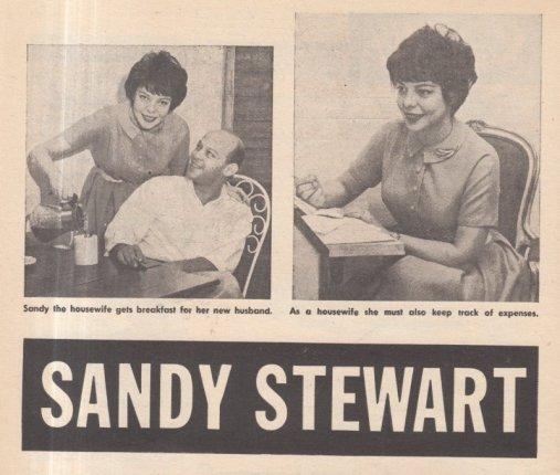 1963 07 SANDY STEWART