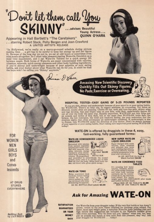 1963 07 SKINNY