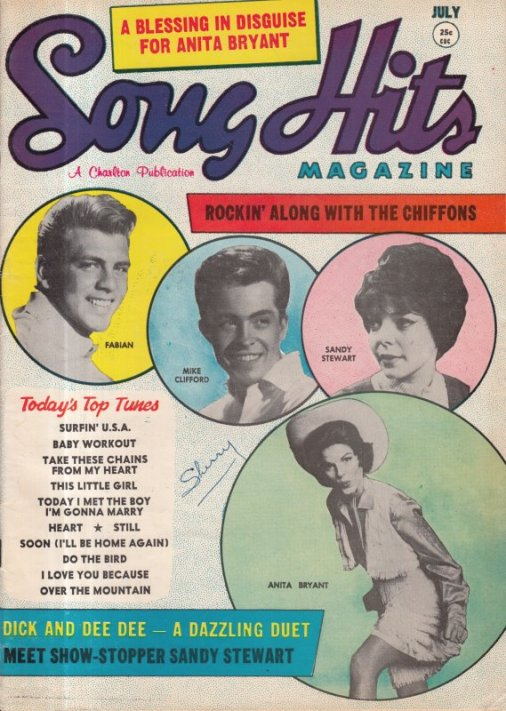 1963 07 SONG HITS
