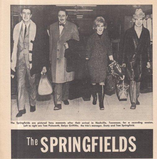 1963 07 SPRINGFIELDS