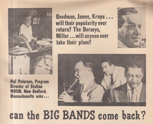 1963 FEB BIG BANDS COME BACK