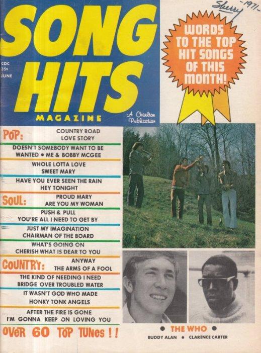 1971 - 06- SONG HITS