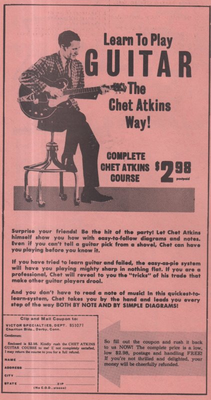 1971 10 CHET ATKINS WAY