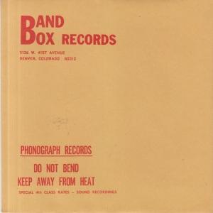 BAND BOX MAILER