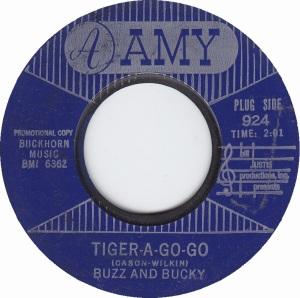 BUZZ AND BUCKY 1965 A