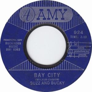 BUZZ AND BUCKY 1965 B