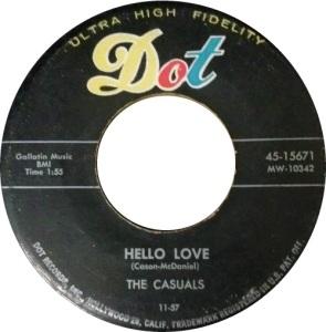CASUALS 05 1957