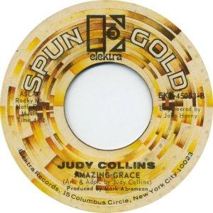 COLLINS JUDY - ELEKTRA 45053 SPUN B