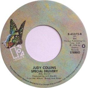 COLLINS JUDY - ELEKTRA 45372 D
