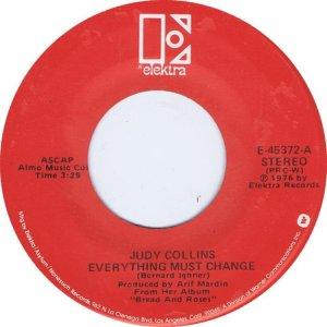 COLLINS JUDY - ELEKTRA 45372 E
