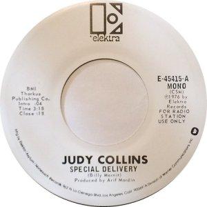 COLLINS JUDY - ELEKTRA 45415 A