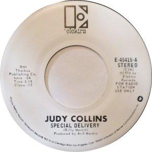 COLLINS JUDY - ELEKTRA 45415 B