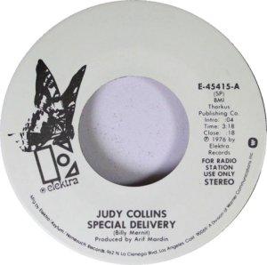 COLLINS JUDY - ELEKTRA 45415 C