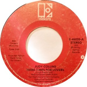 COLLINS JUDY - ELEKTRA 45620 E