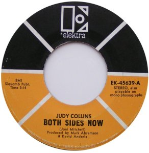 COLLINS JUDY - ELEKTRA 45639 C