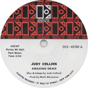 COLLINS JUDY - ELEKTRA 45709 A