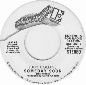 COLLINS JUDY - ELEKTRA 45791 1972 A