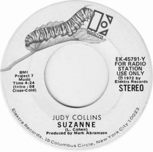 COLLINS JUDY - ELEKTRA 45791 1972 B