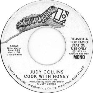 COLLINS JUDY - ELEKTRA 45831 DJ A