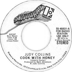 COLLINS JUDY - ELEKTRA 45831 DJ B