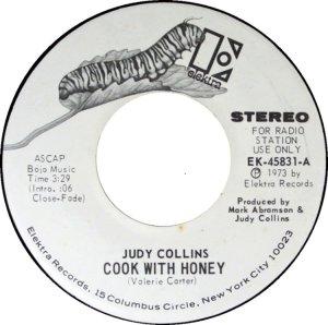 COLLINS JUDY - ELEKTRA 45831 DJ D