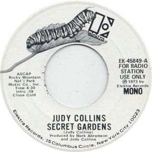 COLLINS JUDY - ELEKTRA 45849 A
