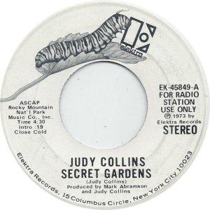 COLLINS JUDY - ELEKTRA 45849 B