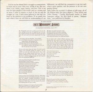 COLLINS JUDY - ELEKTRA 45849 H