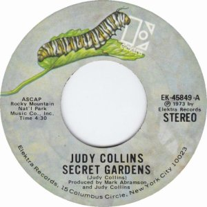 COLLINS JUDY - ELEKTRA 45849 J