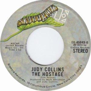 COLLINS JUDY - ELEKTRA 45849 K