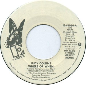 COLLINS JUDY - ELEKTRA 46050 A
