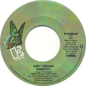 COLLINS JUDY - ELEKTRA 46050 D