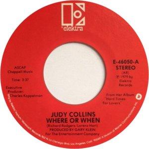 COLLINS JUDY - ELEKTRA 46050 E
