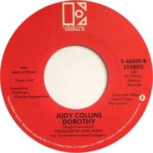 COLLINS JUDY - ELEKTRA 46050 F