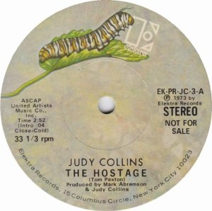 COLLINS JUDY - ELEKTRA PR-JC-3 C