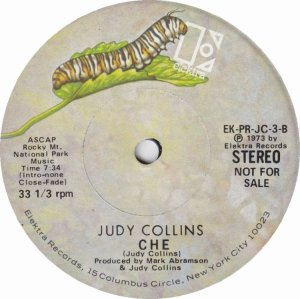 COLLINS JUDY - ELEKTRA PR-JC-3 D