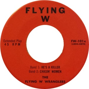 FLYING W 45 KILLER A