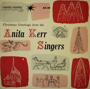 KERR SINGERS RECORD