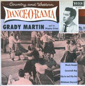 MARTIN GRADY RECORD