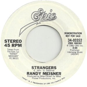 MEISNER RANDY - EPIC 3352 a