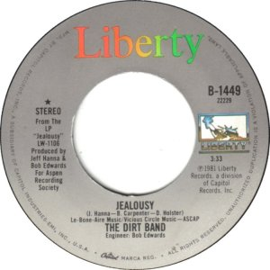 NITTY GRITTY DIRT BAND - LIBERTY 1449 A
