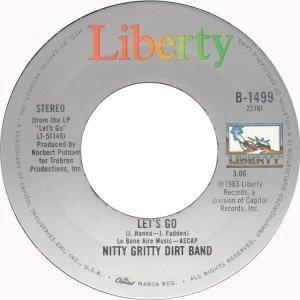 NITTY GRITTY DIRT BAND - LIBERTY 1499 C