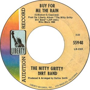 NITTY GRITTY DIRT BAND - LIBERTY 55948 A