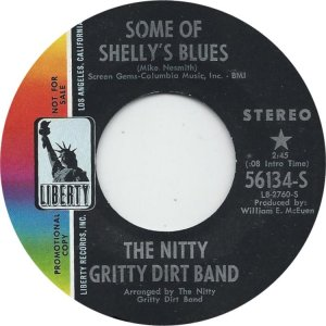 NITTY GRITTY DIRT BAND - LIBERTY 56134 A