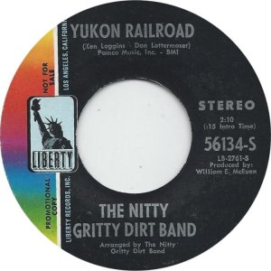 NITTY GRITTY DIRT BAND - LIBERTY 56134 D