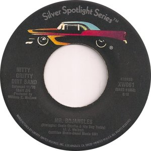 NITTY GRITTY DIRT BAND - SILVER SPOTLIGHT 61 A