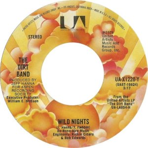 NITTY GRITTY DIRT BAND - UA 1228 B