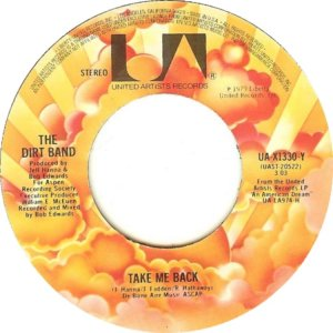 NITTY GRITTY DIRT BAND - UA 1330 C